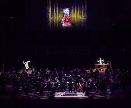 Casse Noisette - une commande de l'Orchestre de Paris - Philharmonie de Paris - 11/2015